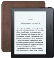 Kindle Oasis WiFi walnuss