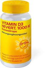 Hevert Vitamin D3 Hevert 1.000 I.E. Gummidrops (60 Stk.)