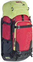Evoc Zip-On ABS Patrol Team lime/ruby/red