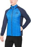 The North Face Herren Thermoball Hybrid Hoodie Bomber Blue / Cosmic Blue