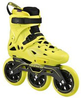 Powerslide Imperial Megacruiser 125 yellow (2016)