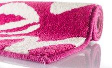 Esprit Home Cool Flower Teppich ESP0252 pink
