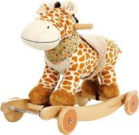 Teddykompaniet Schaukeltier Giraffe