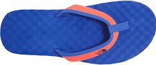 The North Face Women Base Camp Mini Flip Flop tropical coral/dunkel blue