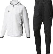 Adidas Condivo 16 Präsentationsanzug weiß/schwarz