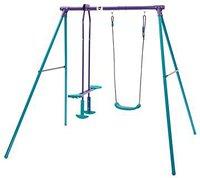 Plum Products Helios II Metal Swing Set