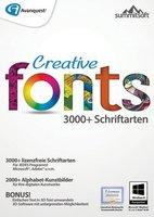 Summitsoft Corporation Creative Fonts (Win) (DE)