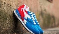 Diadora N-92 poppy red/imperial blue
