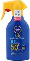 NIVEA Sun Kids Schutz & Pflege Sonnenspray LSF 50+ (300ml)