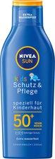 NIVEA Sun Kids Schutz & Pflege Sonnenmilch LFS 50 (200ml)