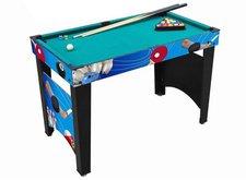 Solex Sports 12-in-1-Multifunktionsspieltisch TY
