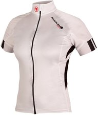 Endura Wms FS260-Pro Jetstream Jersey white