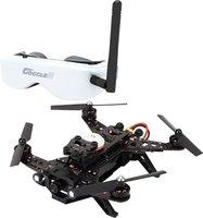 Walkera Runner 250 mit Goggle 2 Videobrille 5,8 GHz
