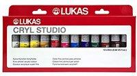 Lukas Karton Cryl Studio 12 X 20 ml
