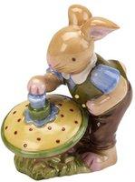 Villeroy & Boch Bunny Family Hasenjunge mit Kreisel 8 cm