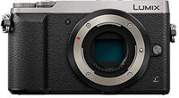 Panasonic Lumix DMC-GX80 Body silber