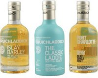 Bruichladdich Wee Laddie Tasting Collection 3x0,2l 50%