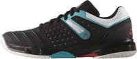 Adidas Court Stabil 12 Wmn core black/ftwr white/shock green