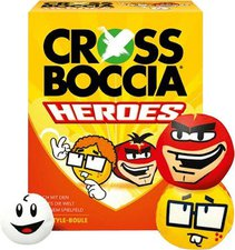 Crossboccia Heroes Double Pack Red