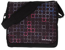 Herlitz be.bag Messenger Bag Squares