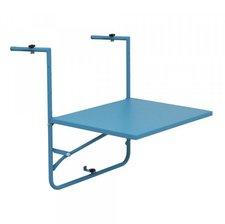 Siena Garden Balkonhängetisch matt-blau (255027)