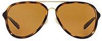 Oakley Kickback OO4102 02 (gold-havana/brown polarized)