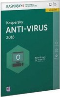 Kaspersky Anti-Virus 2016 Upgrade (1 User) (1 Year) (DE) (FFP)