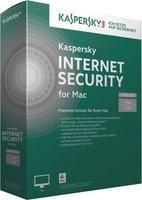 Kaspersky Internet Security for Mac 2016 Renewal (1 User) (1 Jahr) (DE) (ESD)
