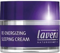 Lavera Re-Energizing Sleeping Cream (50ml)