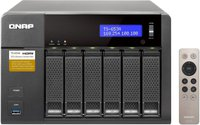 QNAP TS-653A-4G 6-Bay 18 TB