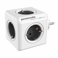 Allocacoc PowerCube Original Type F grau
