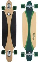 Street Surfing Freeride 39'' Carving Green