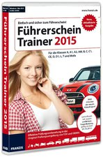 Franzis Führerschein Trainer 2015/2016