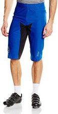 Gore Alp-X Pro Windstopper Soft Shell Shorts brilliant blue / black