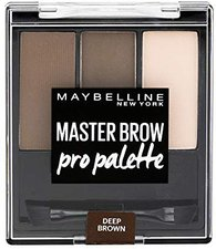 Maybelline Master Brow Pro Pallette Deep brown (3g)