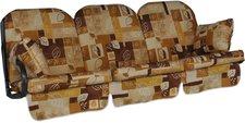 Angerer Deluxe Schaukelauflage für 3-Sitzer 180 x 50 cm Straßburg