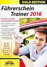 Markt+Technik Führerschein Trainer 2016