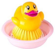 Vigar Ducks Topfbürste mit Ablage