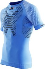 X-Bionic TWYCE Running Shirt Men's french blue / black