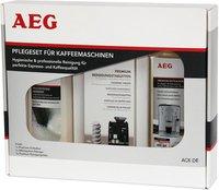 AEG Unterhaltungselektronik ACK DE Pflegeset für Kaffeemaschinen
