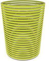 Zak Designs Party Wein- & Champagnerkühler Ø 15 cm grün