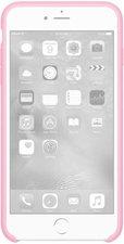 Apple Silikon Case (iPhone 6S Plus) Hellrosa