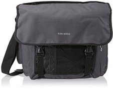Travelite Basics Messenger grey (96248)