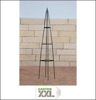 CLP Trading GmbH Ranksäule Pyramide 190cm