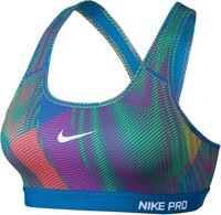 Nike Pro Classic Padded Frequency lt photo blue / hyper pink / white