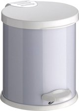 Meliconi Kosmetikeimer 4 L weiß