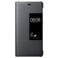 Huawei View Flip Cover (P9 Plus) dunkelgrau