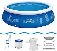 Jilong Quick Up Pool Set 540 x 122 cm mit Kartuschenfilter