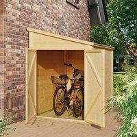 Luoman Bike Box Fahrradunterstand