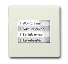 Busch-Jaeger LED-Anzeige WaveLINE Chalet-Weiß (6730-896)